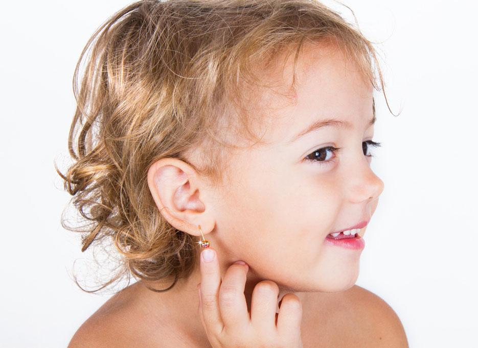 Perchè effettuare la nostra foratura delle orecchie?